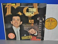 Trini Lopez at PJ's D Reprise VG++/M- tip-top !!! Vinyl LP cleaned gereinigt