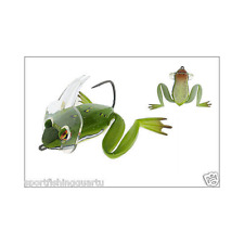 ARTIFICIALE RIVER2SEA DAHLBERG DIVING FROG60 28g COL03 PIU SET ZAMPETTE RICAMBIO