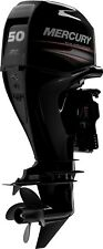 Mercury 50hp ELPT Command Thrust 4 Stroke Outboard Factory Demo 1 Year Warranty