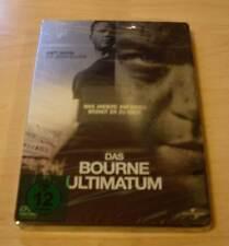 DVD Das Bourne Ultimatum - Matt Damon - Steelbook Metalcase - Bourne 3 Neu OVP