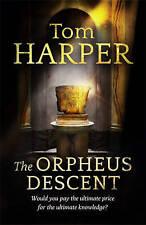 The Orpheus Descent,Harper, Tom,New Book mon0000031583