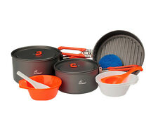 Fire-maple 2-3 Person Outdoor Pot Set Camping Non-stick Cooking Cookware  Feast3