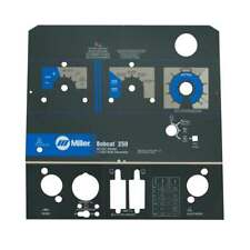 Miller 250290 Label Nameplate Bobcat 250