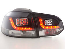 2 lights faros ARRIÈRE FEUX  4250414625689  VW Golf 6 1K  08 nero