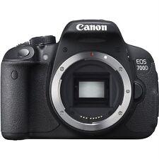 Canon EOS 700D 18.0 MP DSLR Camera Body ggx