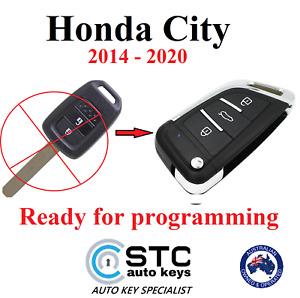 NEW STYLE HONDA CITY 2014  2015 2016 2017 2018 2019 2020 CAR REMOTE FLIP KEY FOB