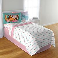Franco Kids Bedding Super Soft Sheet Set, 3 Piece Twin Size, Spirit Riding Free
