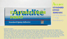ARALDITE STANDARD EPOXY Adhesive 180g Glue Tubes Resin 100g + HARDENER 80G