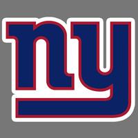 New York Giants NY NFL Car Truck Window Decal Sticker Football Laptop Yeti Wall