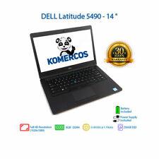 "New listing Dell Latitude 5490, 14"" Laptop i5-8350U, 8Gb, 256Gb, Win10, ""R"""