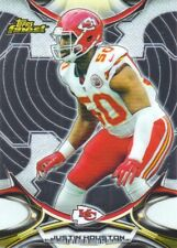 2015 Topps Finest Football #26 Justin Houston Kansas City Chiefs