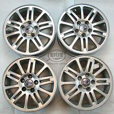 4 Volvo 15x6.5 MUSCA Alloy Rims Wheels for 850 V70 S70 + S80 V70 S60 01-09