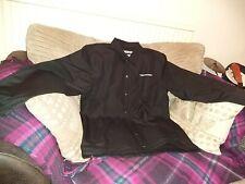 BNWT Men M Homeschool Coach Jacket Snowboard/Ski Dryride Tech Riding Shirt Black