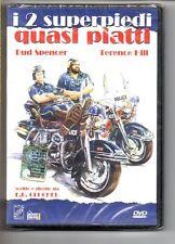 54143 DVD - Bud Spencer, Terence Hill - I 2 superpiedi quasi piatti (sigillato)