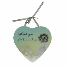 THANK YOU MIRROR HANGING PLAQUE REFLECTIONS FROM THE HEART NEW GIFT 61425