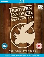 Northern Exposure The Complete Series [Bluray] [DVD]