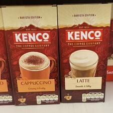 kenco latte And Cappuccino sachets
