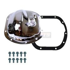 Dodge Ford Jeep4x4 Bronco Chrome Steel Differential Cover 10 Bolt Dana 25-27-30