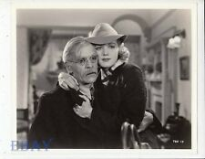Boris Karloff Jean Rogers VINTAGE Photo Night Key