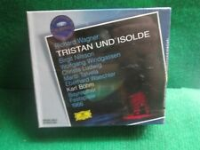 WAGNER TRISTAN UND ISOLDE 3 X C.D.& BOOKLET NEW SEALED