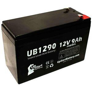 12V 9Ah Sealed Lead Acid Battery For Yuasa NPX35 UB1290