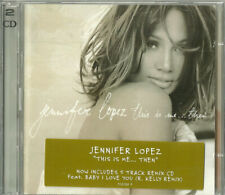 Jennifer Lopez - This Is Me...Then 2CD NEW/SEALED