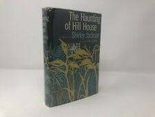 The Haunting of Hill House by Shirley Jackson HC First 1st VG Hardcover 1959