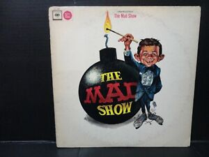 The Mad Show - A New Musical Review 1966 Vintage Vinyl LP Columbia OL 6530 VG+