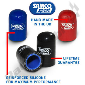 Samco Sport End Blanking Cap Reinforced Silicone Rubber Block off Hose Plug Bung