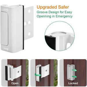Defender Security Door Reinforcement Lock  Add Extra, High Security UK