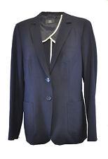 ** BOGNER ** Navy Wool Blazer / Jacket ** UK 16 (Large) / 42 **