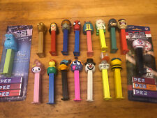 Nice Lot Of 17 Vintage Pez Assorted