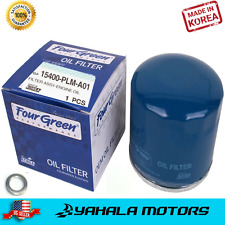 Engine Oil Filter for Honda & Acura w/Washer ⭐⭐⭐⭐⭐