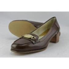 Zapatos planos de mujer mocasines Michael Kors de piel