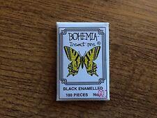 Bohemia black mounting insect pins 100pcs size 000 entomology butterflies beetle