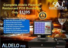 ALDELO 2013 POS PIZZERIA, BAR & NIGHT CLUB COMPLETE SYSTEM