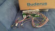 Buderus M401 Netzkarte / Relaiskarte für Hs4201 Ecomatic 4000