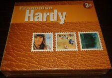 NEUF SCELLE TRES RARE FRANCOISE HARDY COFFRET 3 CD VOGUE 1997
