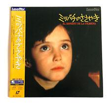 The Spirit of the Beehive ( El espiritu de la colmena ) JAPAN LD Laserdisc w/OBI