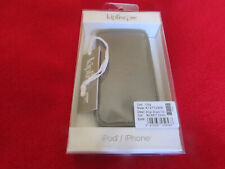 Kipling IPOD TOUCH IPHONE 4 - Digi Dial -  Leather pouch in Silver Gift Boxed