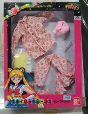 BANDAI Sailor Moon S Sailor Team Pink PJs PAJAMAS Set Doll Outfit MISB