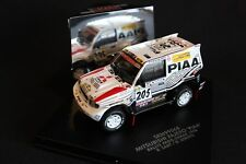 Skid Mitsubishi Pajero 1998 1:43 #205 Saby / Serieys Dakar Rally 1998