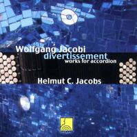 Helmut C. Jacobs - Wolfgang Jacobi: Divertissement - Works for Accordion [CD]