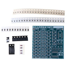 SMT SMD Component Welding Practice Board Soldering Practice DIY Kit X4KV