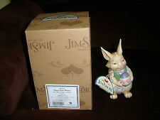 Jim Shore Happy Easter Wishes Pint Sized Bunny With Egg 4037676 Easter 2014