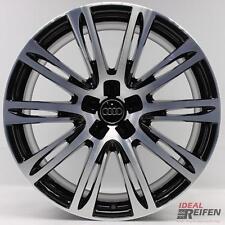 4 Original Audi A8 S8 4H D4 20 Inch Alloy Wheels 4H0601025AG 9x20 ET37 Rims Sg-P