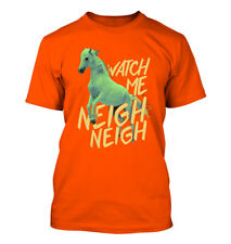 Watch Me Neigh Neigh #355 - Men's T-Shirt - Funny Humor Comedy Equestrian Horse