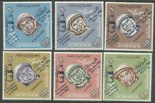 More details for jordan 1966 russian astronauts overprint space set mnh bin price gb£18.00