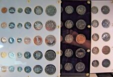 """1965-1979 Canada Lot Run of 16 """"Proof Like"""" Coin Sets  ** FREE U.S. SHIPPING **"""