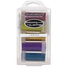 CONVERGE EMBOSSING Kit Collection Embossing Powders Stampendous EK15 NEW